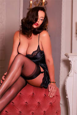 London Escorts - Kate English