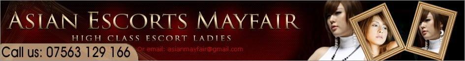Asian Escorts Mayfair