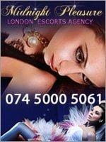 Midnight Pleasure London Escorts Agency