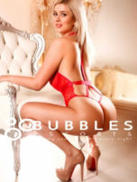 Vivian Bubbles Escorts Blonde