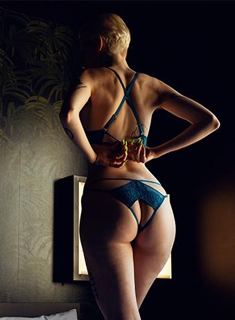 Suzie Blue Independent Slim