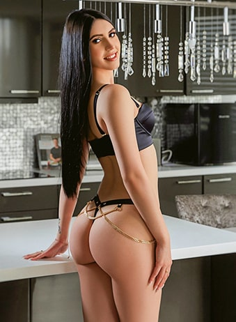 Sonia - Spanish Escorts in London