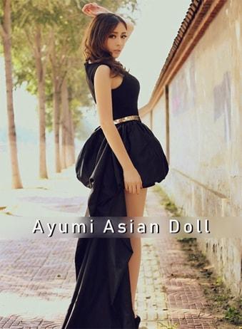 Ayumi - High Class Escorts in London