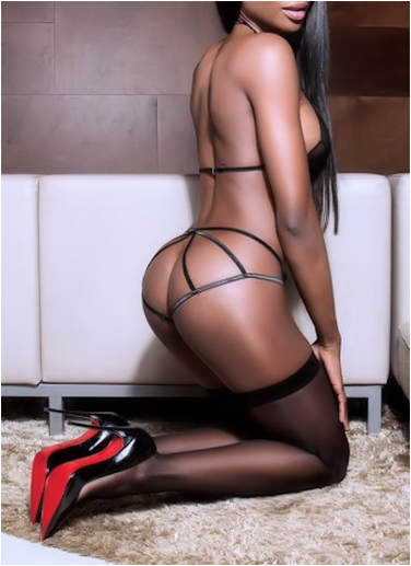 Chanell - Brunette Escort in London