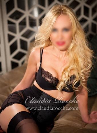 Claudia Rocche - High Class Escorts