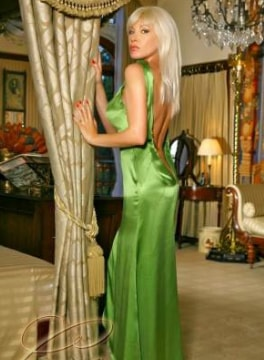 Celine - Blonde English Escorts