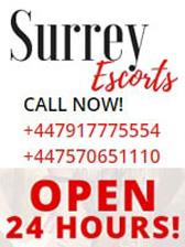Surrey Escorts