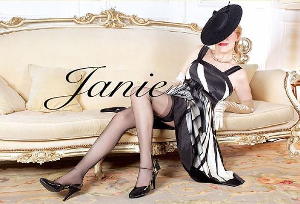 Miss Janie - Mature Escorts