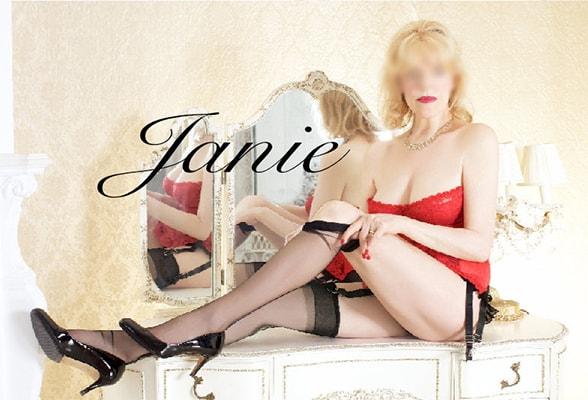 Miss Janie - Cheap Escorts in London