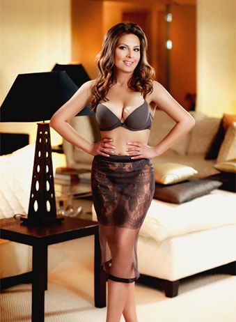 Lana Morell - Brunette Escorts in London