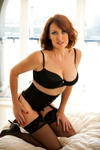 Mature Angie - Busty Escorts in London