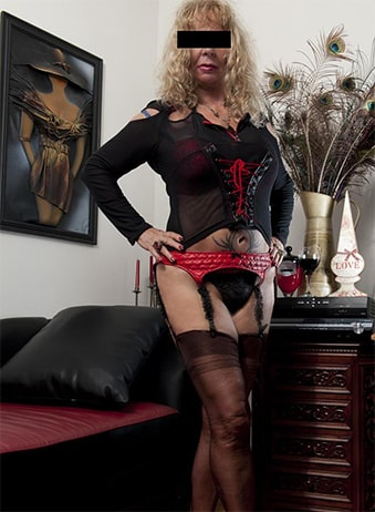 Mistress Marilyn - Blonde Independent Escorts in London