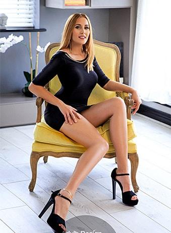 Sophie - Blonde Escorts in London