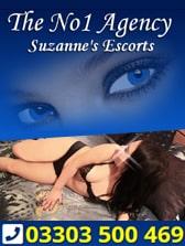Suzannes Escorts
