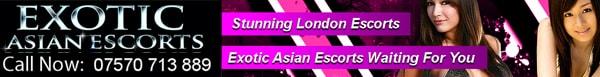 Exotic Asian Escorts