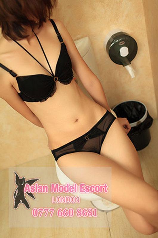 Mimo Asian Model Escort Black