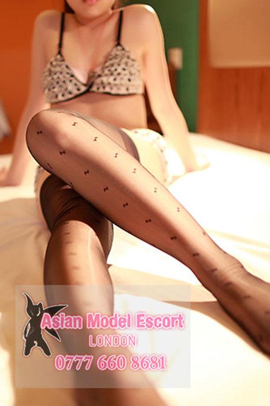 sakura Asian Model Escort Black