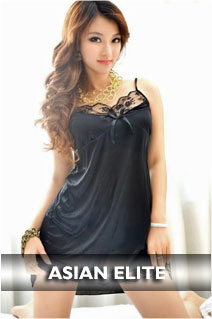 Gellie Asian Elite Brunette