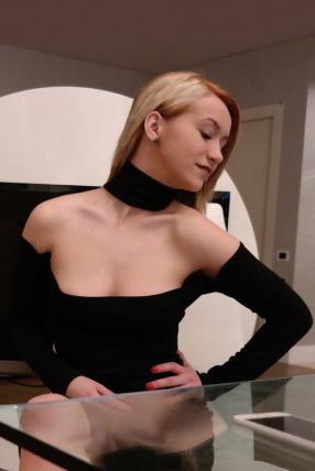 Becky Exclusive escorts Honey Blonde