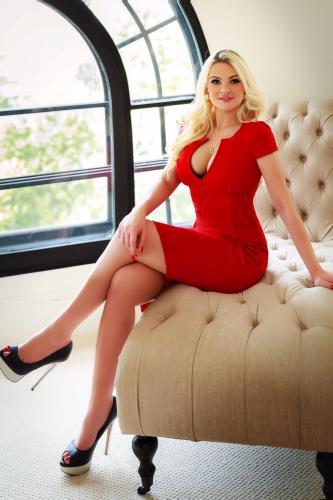 Caroline Exclusive escorts Blonde