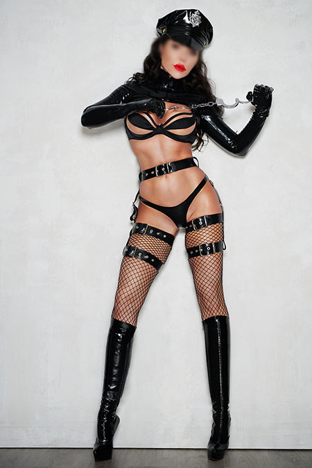Mistress Vanessa Sin