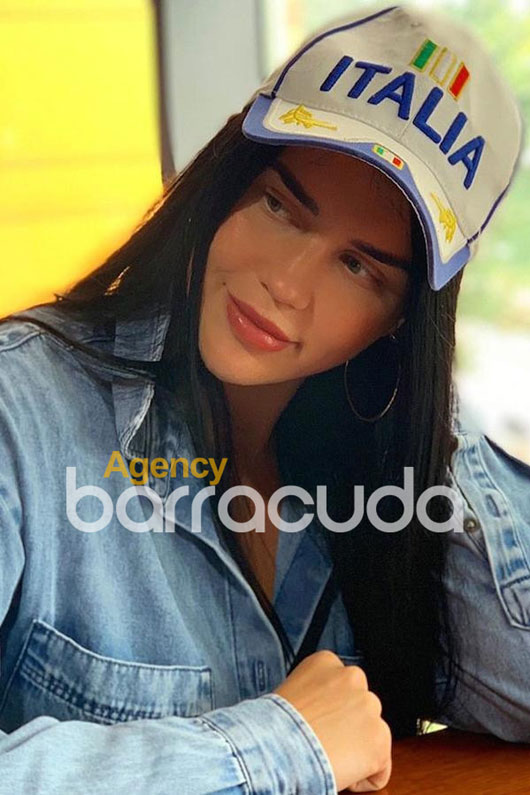 Mina Agency Barracuda RUSSIAN